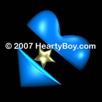 HeartyBoy 3D by suricata5