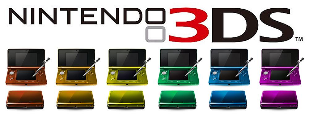 3DS Rainbow by suricata5