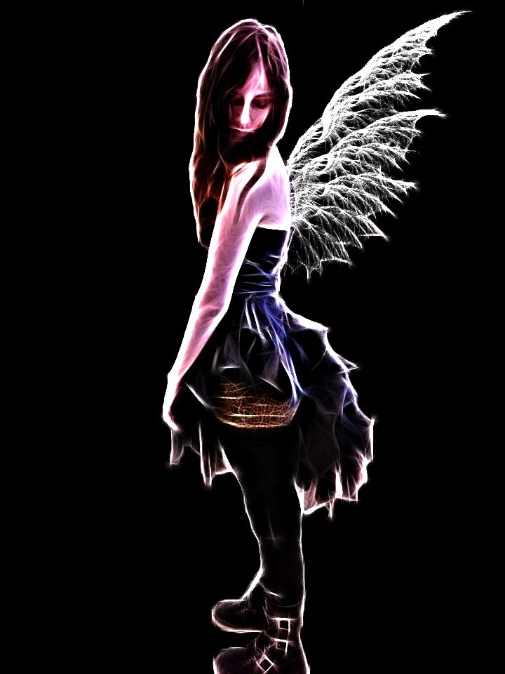 Fractile Fairy by Cerebral-Delirium