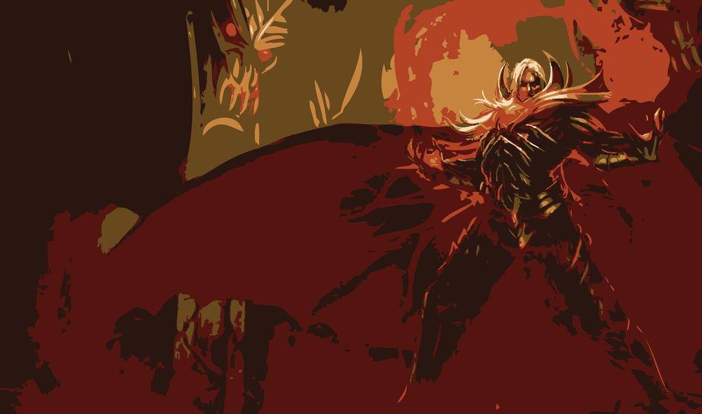 Vladimir League of Legends Wallpaper by Cerebral-Delirium