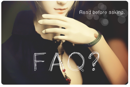 FAQ by ShunYuki