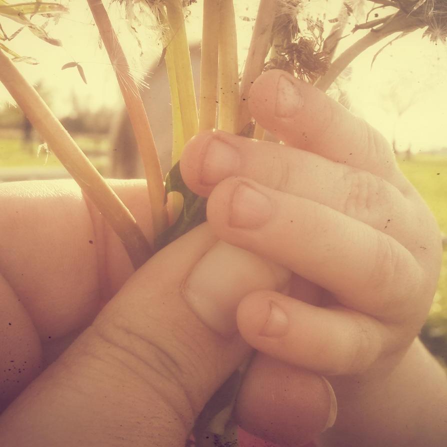 Precious Little Hands by DreamProphetess