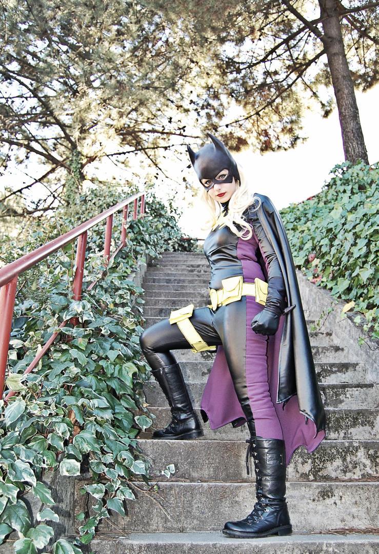 Batgirl - Stephanie Brown I by xMysticDreamer