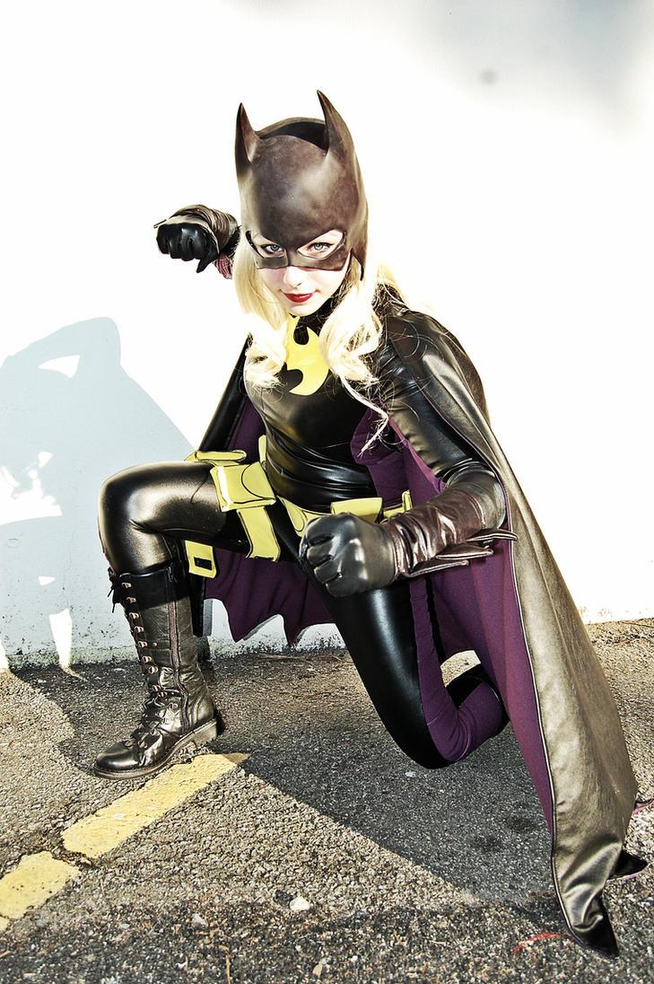 Batgirl - Stephanie Brown II by xMysticDreamer
