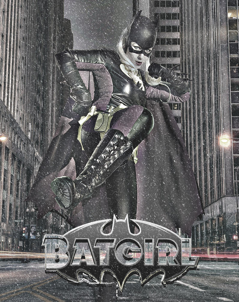 Batgirl by xMysticDreamer