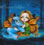Faeries Love Ponies 2 by simonacandini