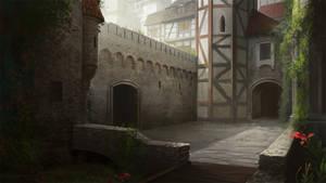 Castle yard concept