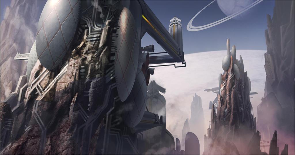 Alien termo by Stefana-Tserk