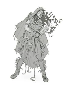 Druid/dryad