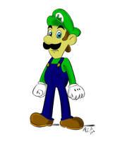 Luigi by robertamaya