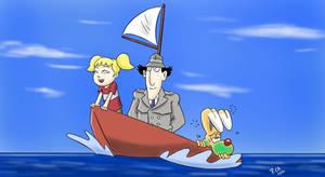Gadget Sail by robertamaya