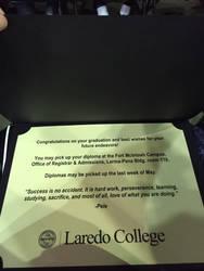 Graduation  by robertamaya