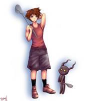 Lax Bro Sora. by Sukesha-Ray