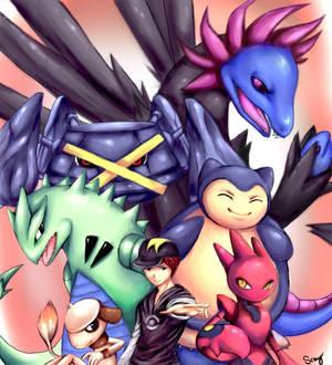 Commission: Maximus's Team