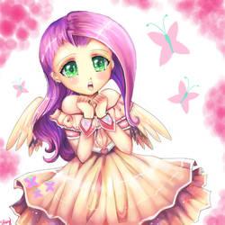 My Little Pony: Human Fluttershy