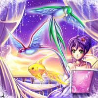 Soaring Dreams by Sukesha-Ray