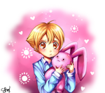 Ouran: Bunny Love