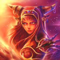 WoW: Alexstrasza the Life-Binder by Sukesha-Ray