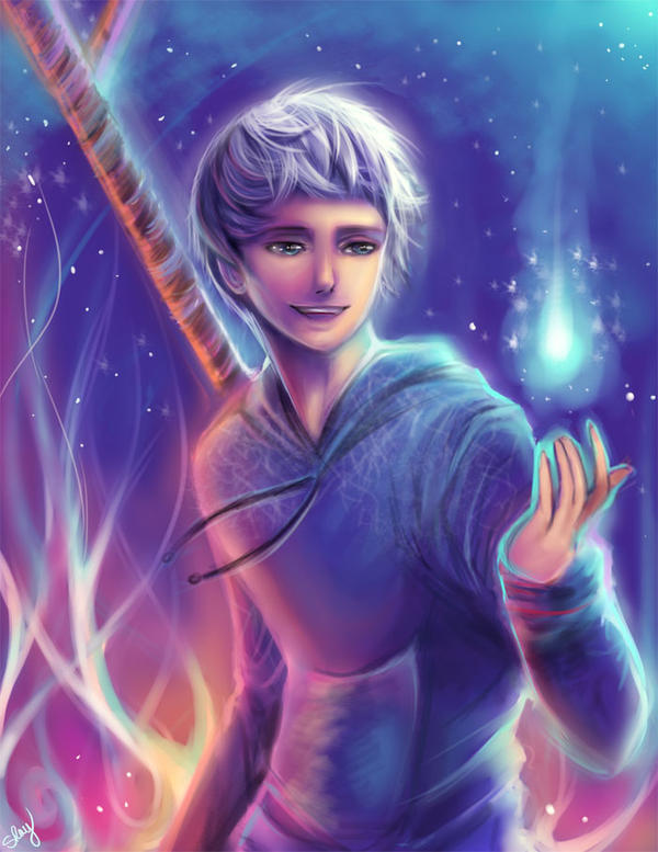 Jack Frost: Believe. by Sukesha-Ray