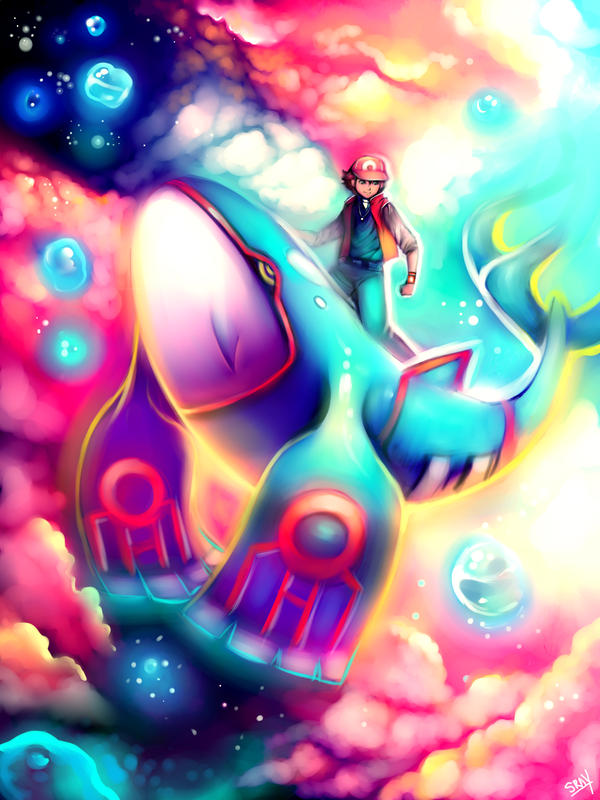 Pokemon Sapphire: [RISE] by Sukesha-Ray