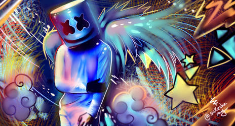 Keep it Mello. by Sukesha-Ray