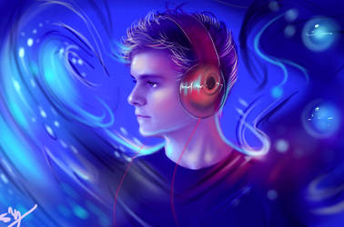 Garrix. by Sukesha-Ray