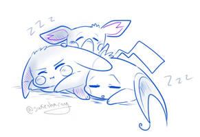 Pika Cuddle
