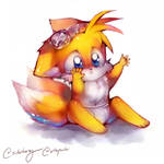 BABY TAILS. by Sukesha-Ray