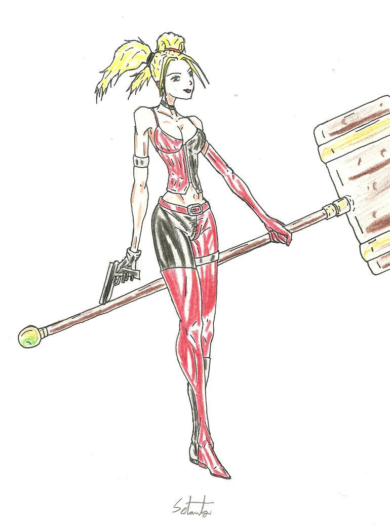 Jackie's Artshop Harley_quinn_full_colour_by_setantart-d53w296