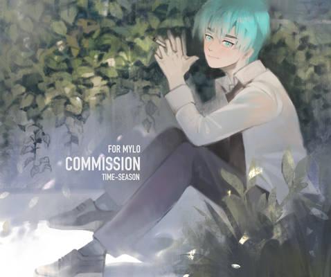 Commission Fullbody for Mylo