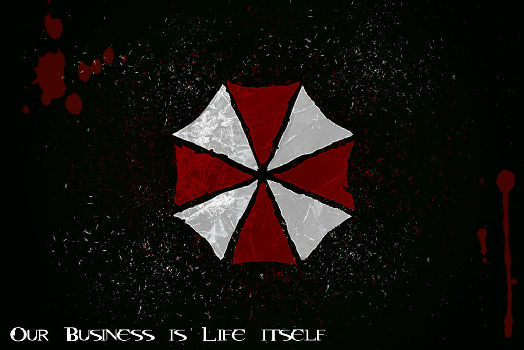 Umbrella Corp.: Our Business Is Life Itself by KoreanAloeJuice