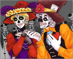 Hatter: Los Muertos by lily-fox