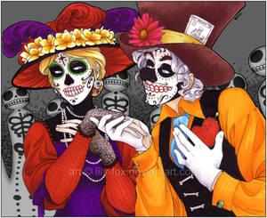 Hatter: Los Muertos