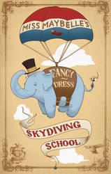 Fancy-Dress Diving School by lily-fox