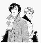 Commission: Holmes + Watson