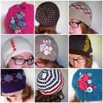 9 hats ix