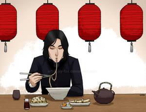 Noodles for Snape