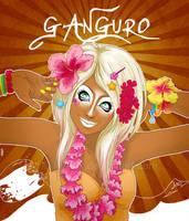 Ganguro by lily-fox