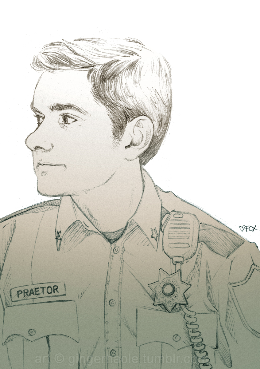 Sheriff Praetor by lily-fox