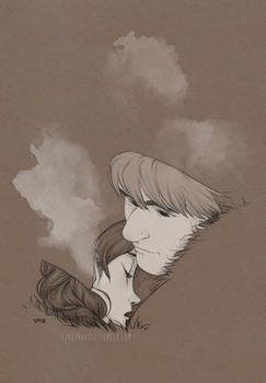 Breathing clouds