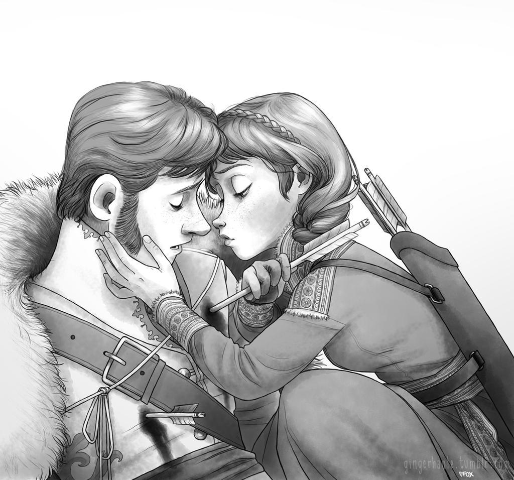 Goodbye kiss