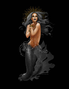 Blackwater mermaid