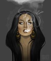 Rising like the smoke by lily-fox