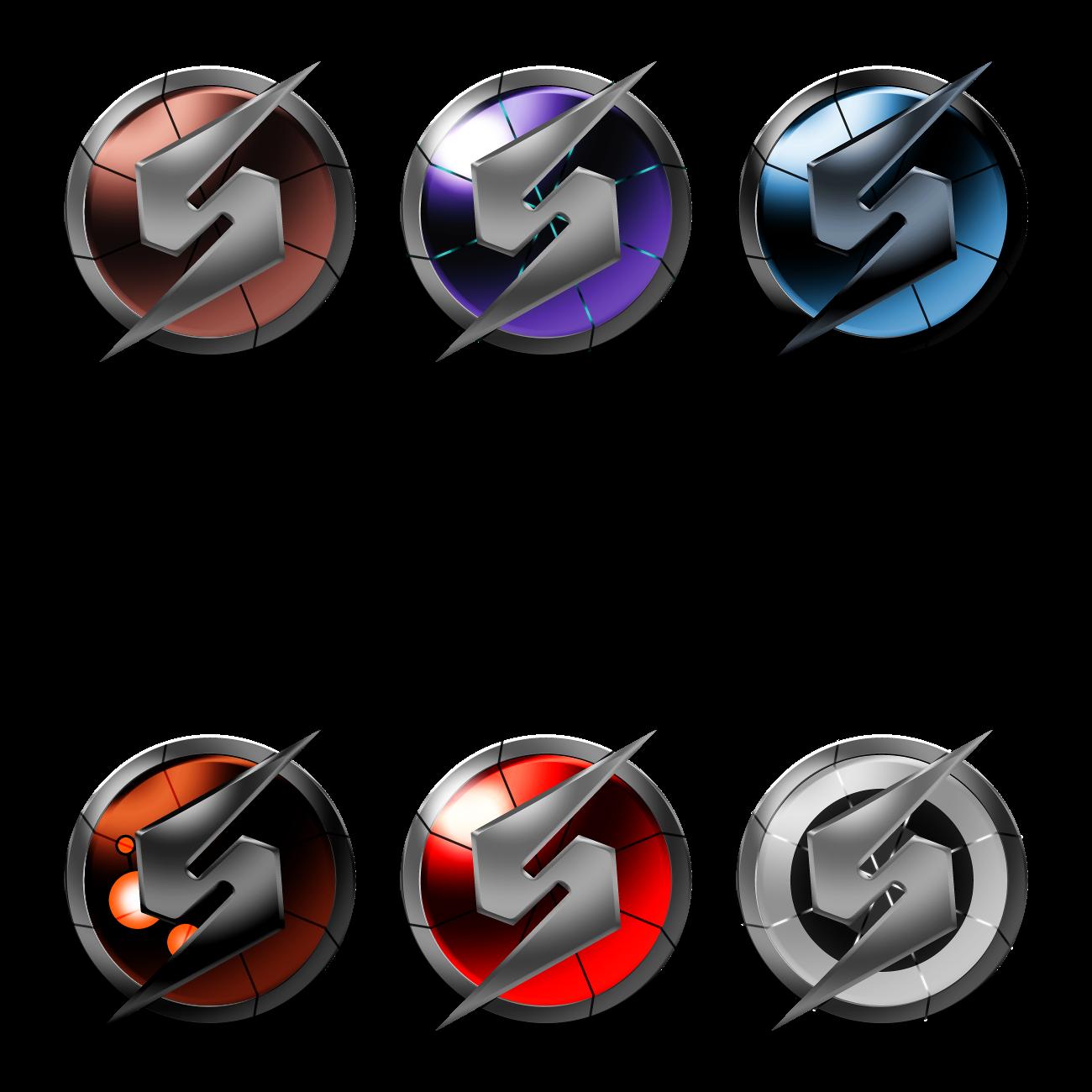 The Samus Metroid Emblem