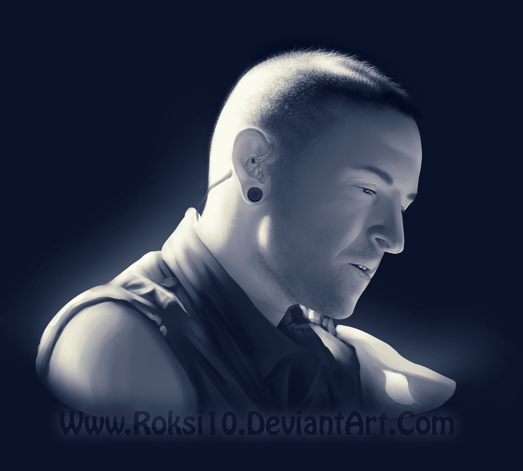 Chester Bennington By PuroArt On DeviantArt