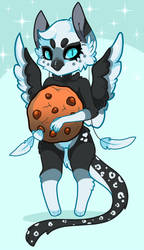 Double Choco Chip by FeatherBlot