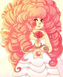 Rose Quartz by FeatherBlot