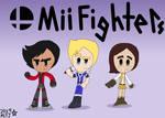 ~ Mii Fighters ~