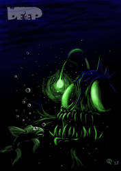 The Deep Oz comics entry by Q-Dog2099