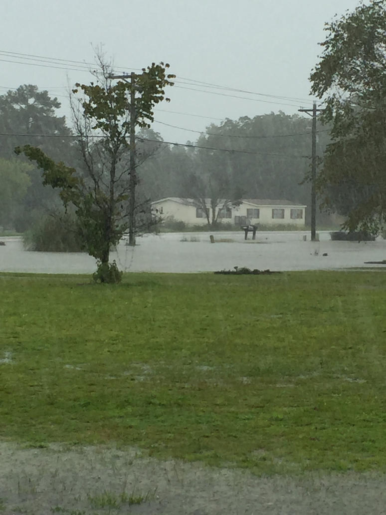 Flooding in sc by ICE46